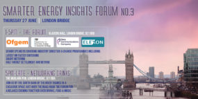 Smarter Energy Insighst Forum