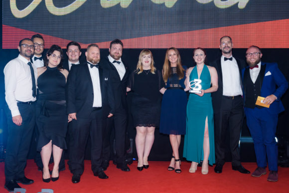 Utiligroup win Business of the Year and High Growth at E3 Awards